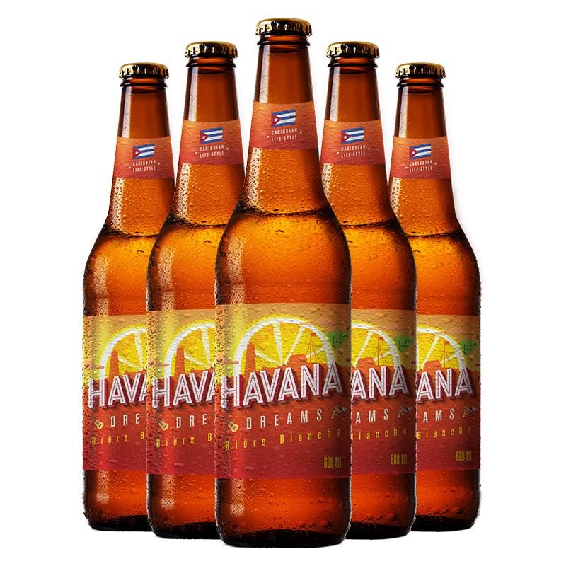 Kit Havana Dreams 600ml - Compre 3 e leve 5