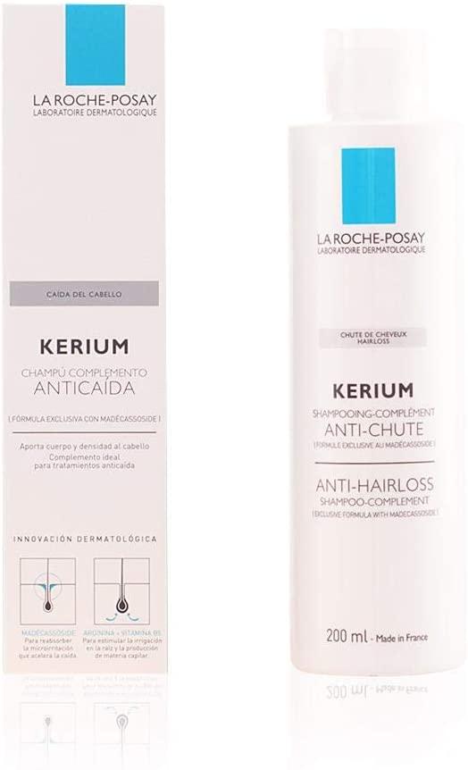 La Roche-Posay Kerium Shampoo Antiqueda, 200 ml