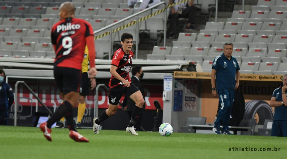 Léo Cittadini - Athletico