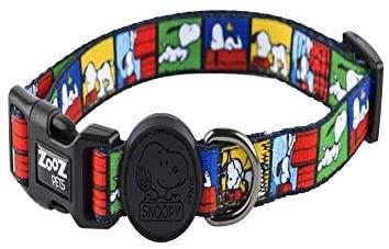 Coleira Zooz Snoopy FilmColor para Cães