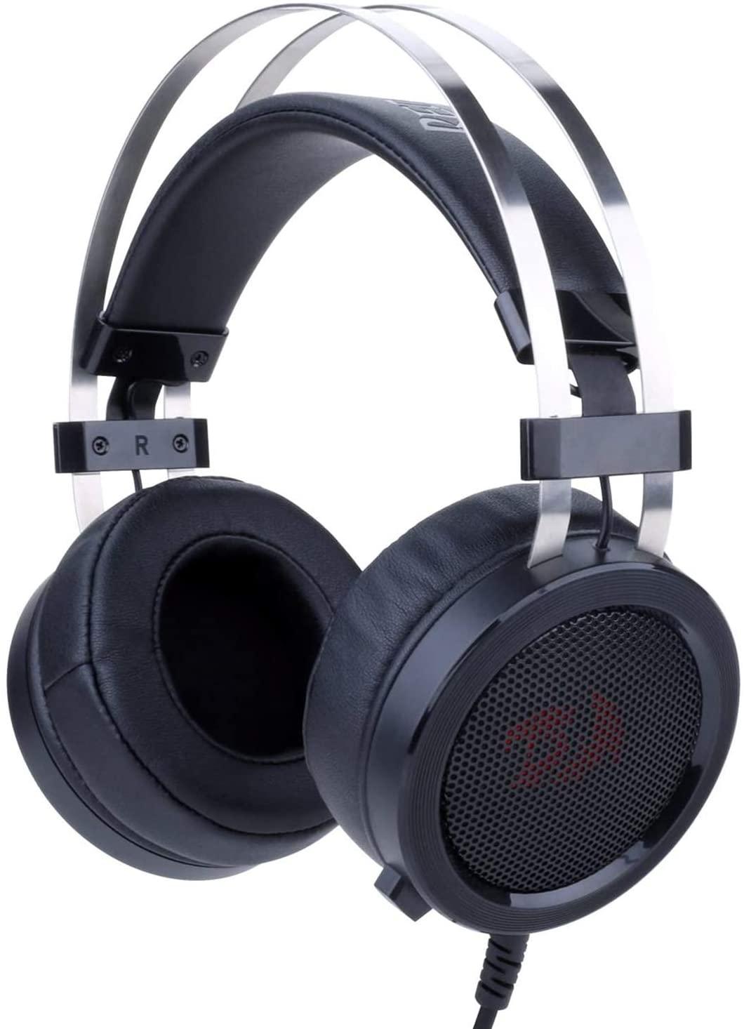 Headset Gamer Scylla H901, Redragon, Microfones e Fones de Ouvido