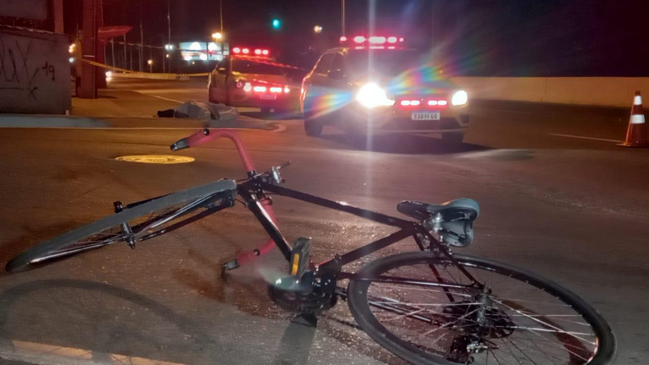ciclista baleado