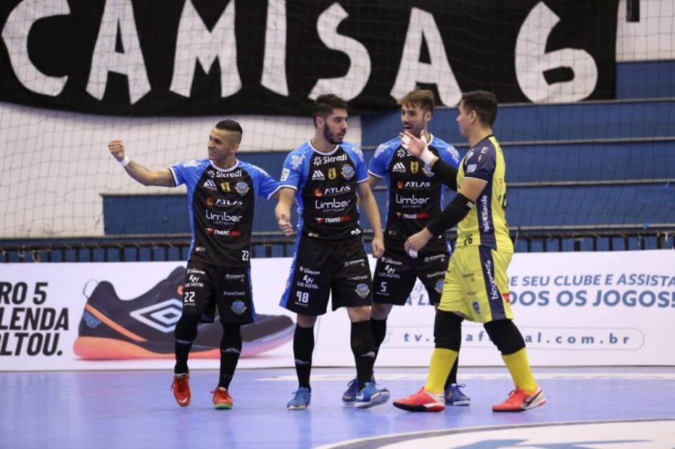 Pato - Liga Futsal