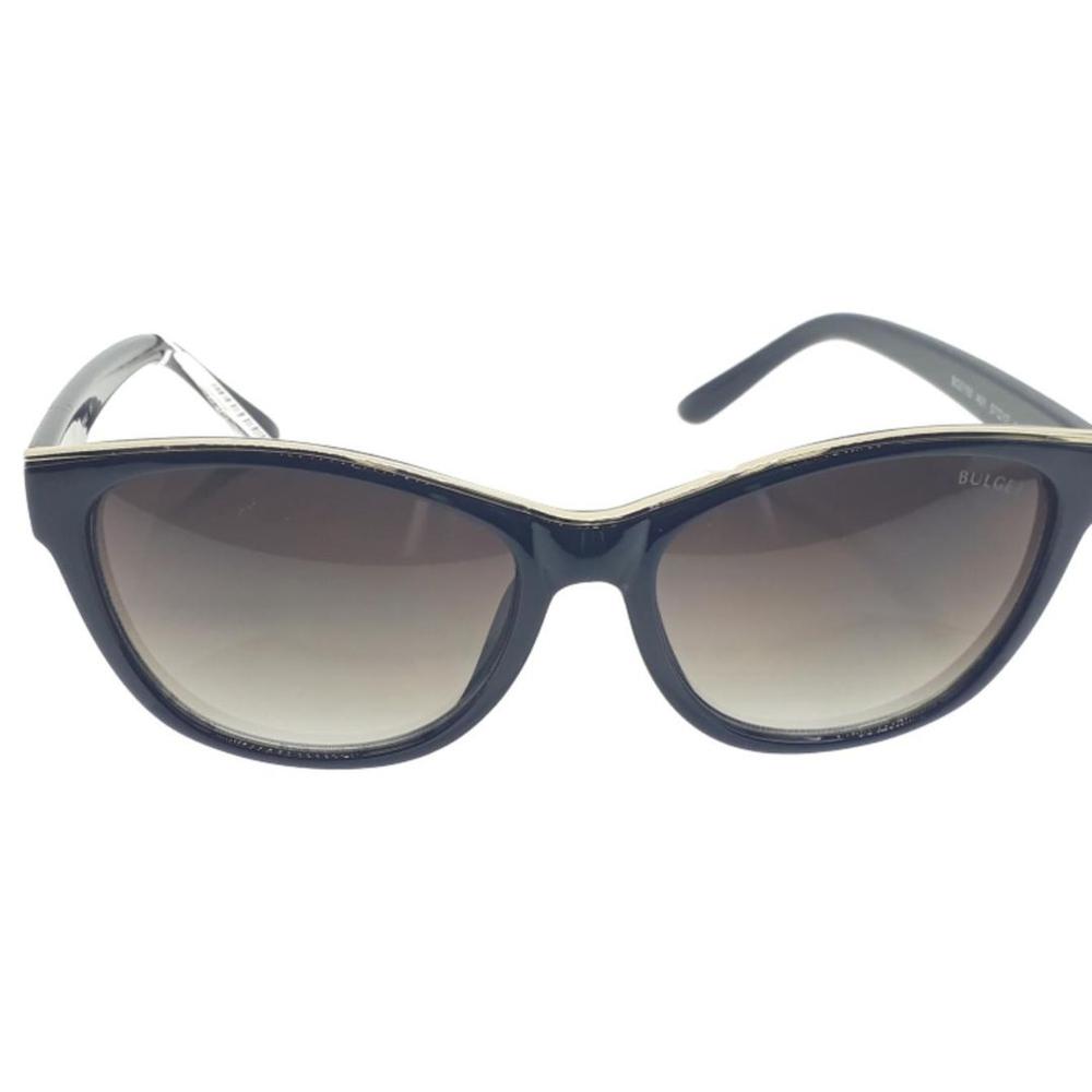 Óculos De Sol Bulget Preto/Dourado