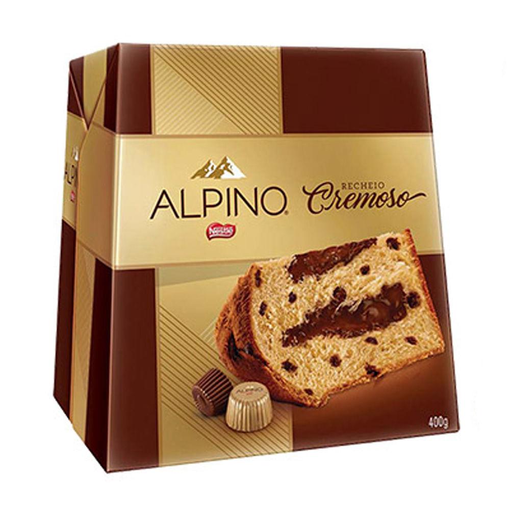 Panetone Alpino 400g - Nestlé