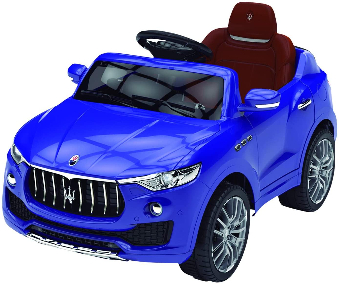 Carrinho 6V Maserati