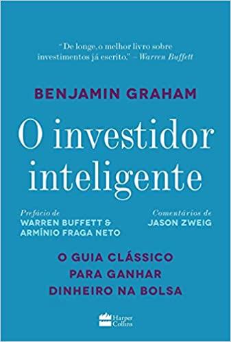 O investidor inteligente (Português) Capa comum