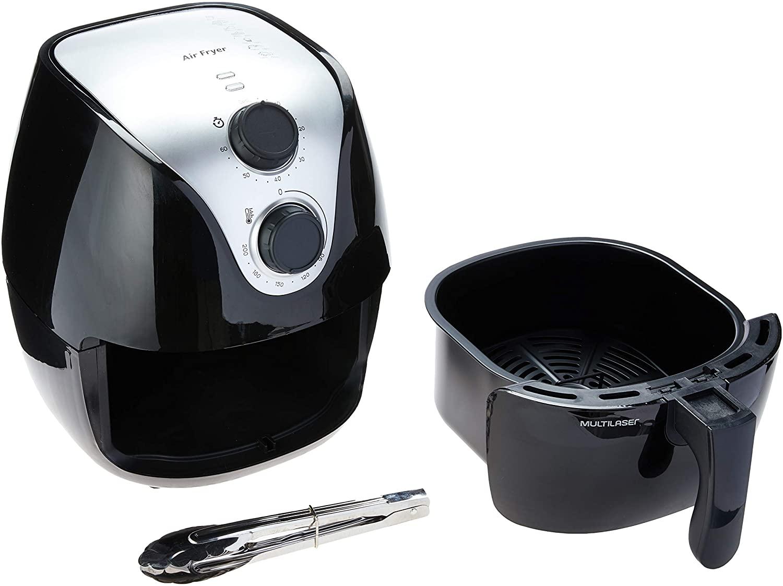 Fritadeira Elétrica Air Fry Gourmet 4L