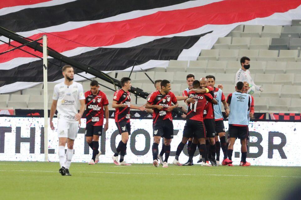Athletico x Santos - AGB