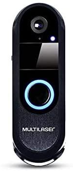 Vídeo Porteiro Inteligente HD Wi-Fi - Multilaser Liv - SE220