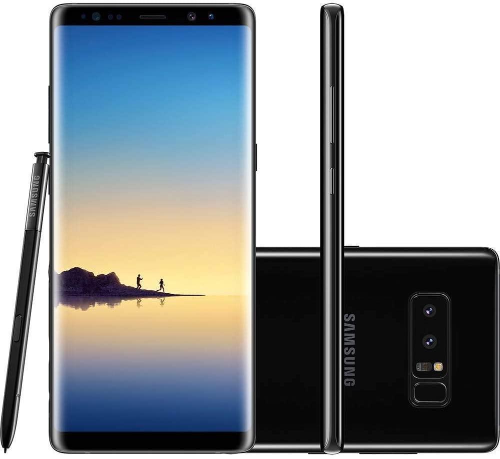 Samsung Galaxy Note 8 - Smartphone, Caneta S Pen, Reconhecimento de Íris, Android 7.1