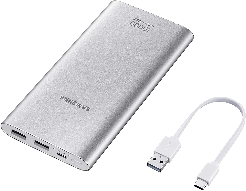 Bateria Externa Carga Rápida Samsung