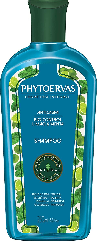 Shampoo Anti Caspa 250 ml Anti Caspa, PHYTOERVAS