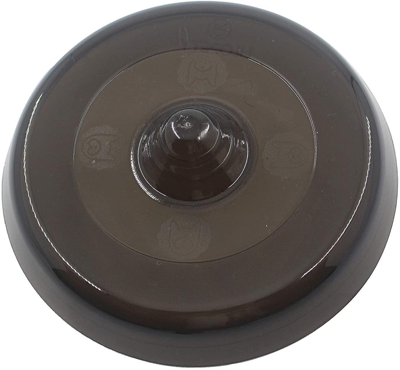 Mini Frisbee Flexível - Fumê