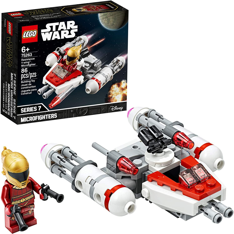 Lego Star Wars Microfigher Y Wing da Resistência