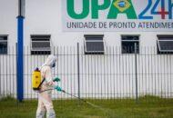 Curitiba confirma 736 novos casos de coronavírus
