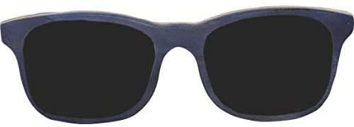 Óculos de Sol de madeira Leaf Eco Groove