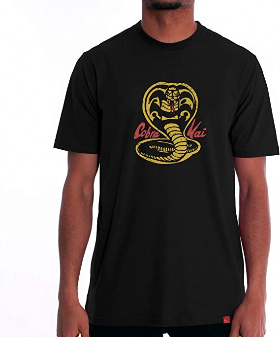 Camiseta Masculina Cobra Kai