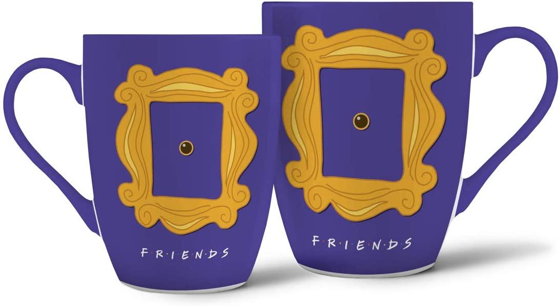 Caneca Porcelana Friends