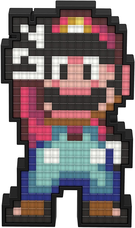 Luminária Pixel Pals Mario