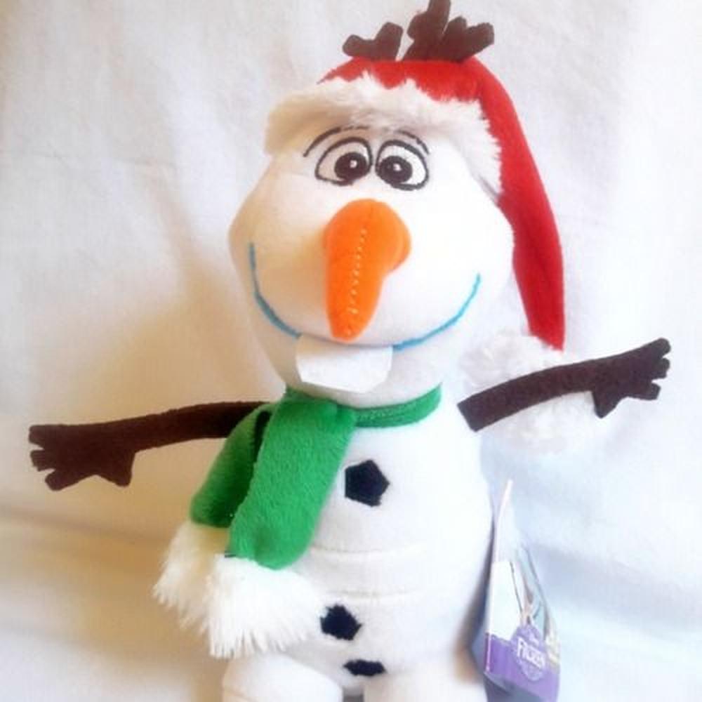 Enfeite De Natal Olaf 20 Cm