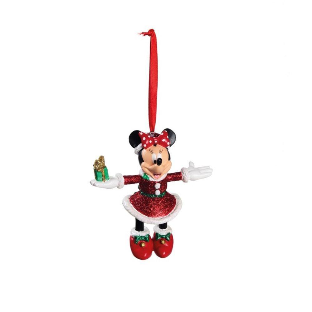 Enfeite de Natal Minnie