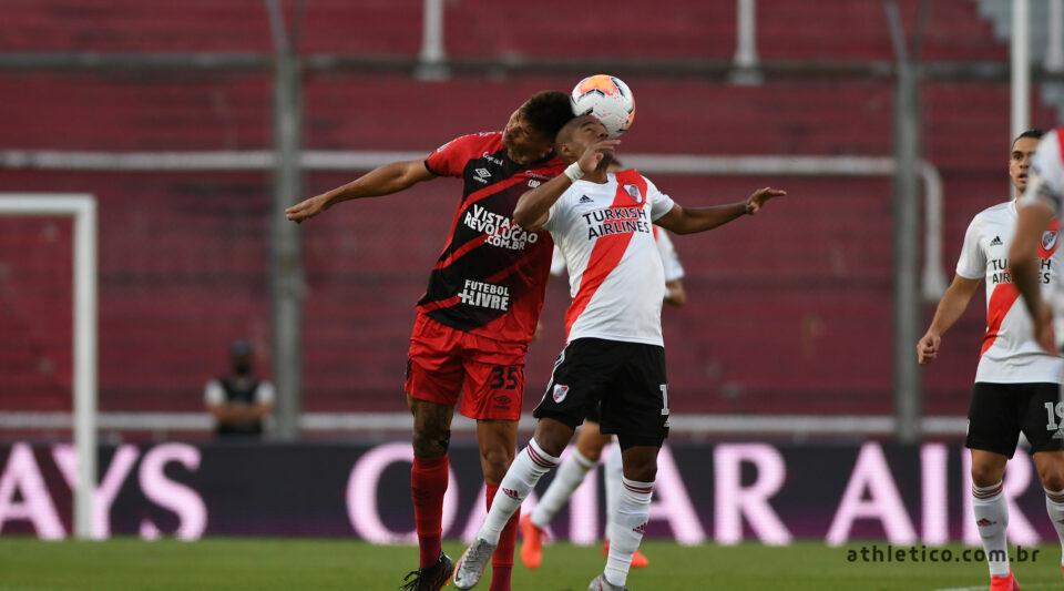 River Plate x Athletico