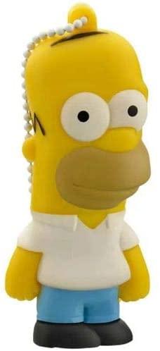 Pen Drive Homer Simpson 8GB USB Leitura