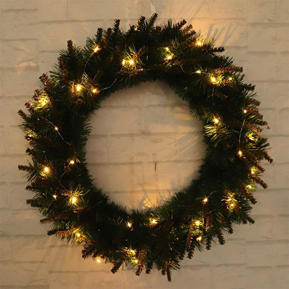 Guirlanda de Natal com Luzes de LED