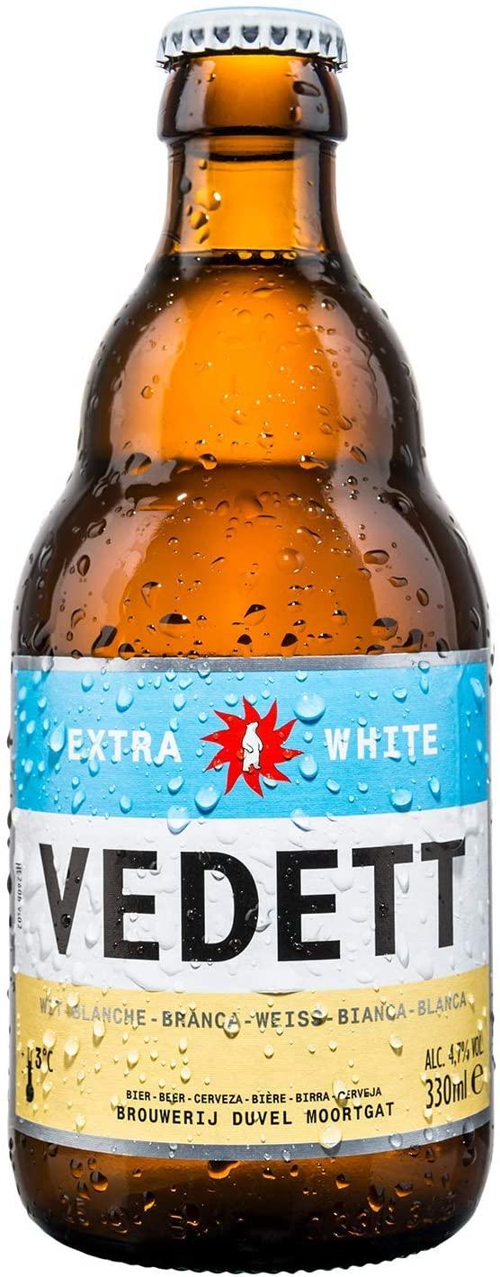 Cerveja Vedett Extra White Long Neck