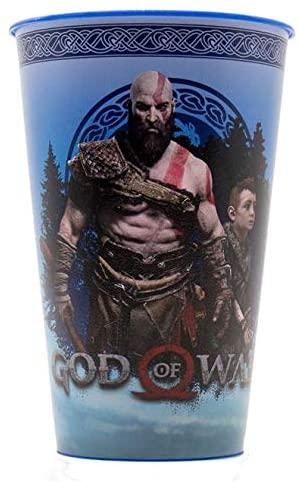 Copo God Of War Kratos E Atreus Symbols