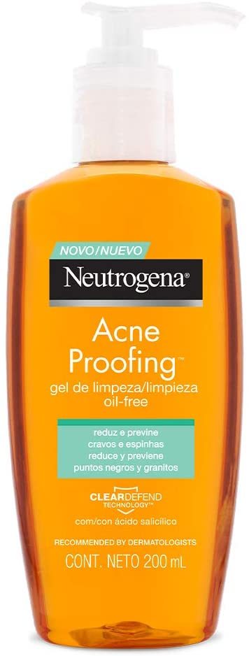 Gel de Limpeza Acne Proofing, Neutrogena