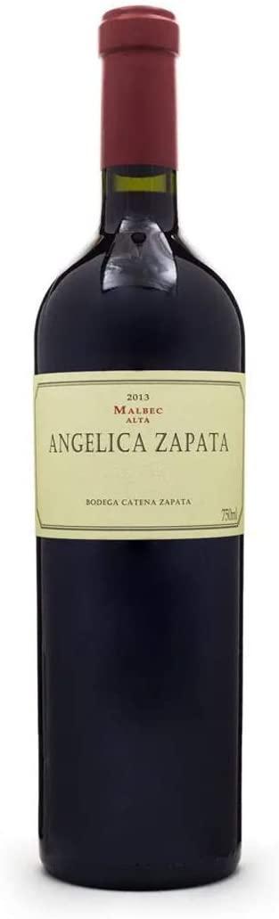 Vinho Argentino Angelica Zapata Malbec