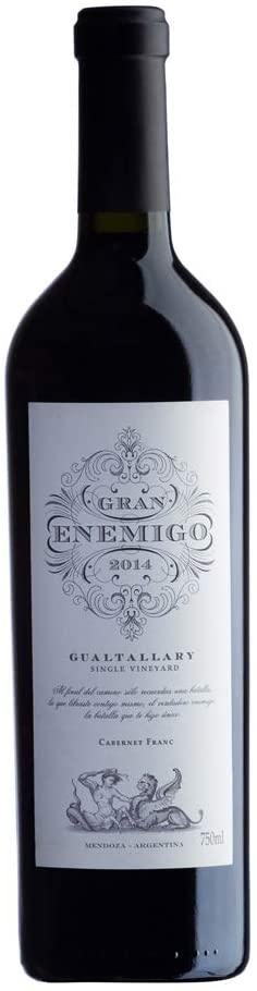 Vinho Tinto Gran Enemigo Gualtallary