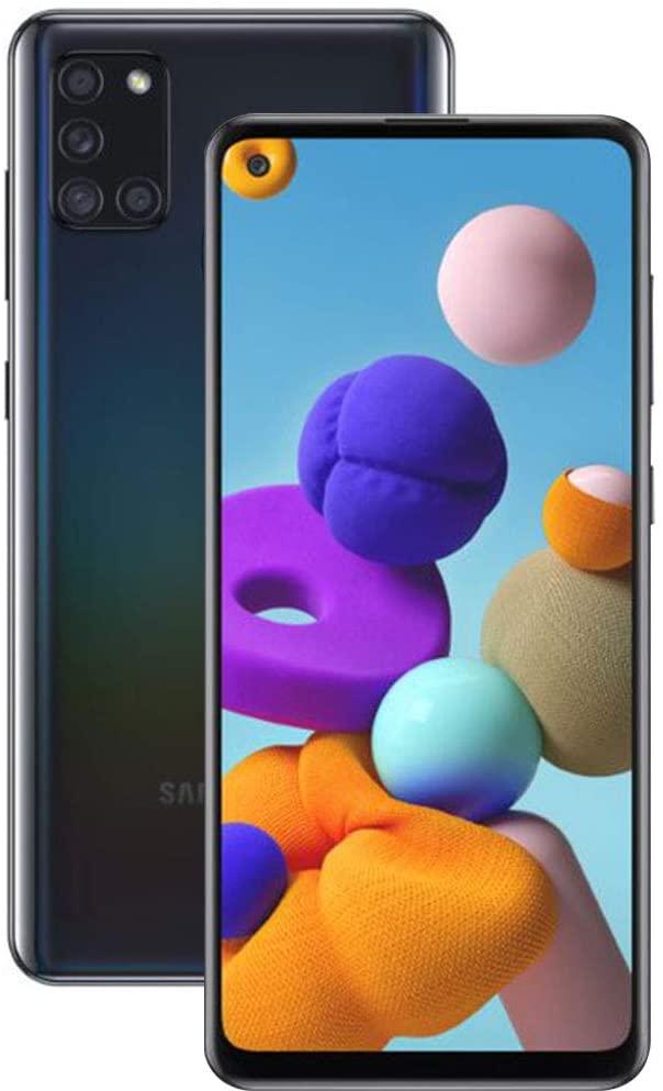 Smartphone Samsung A21s Preto 64GB Android