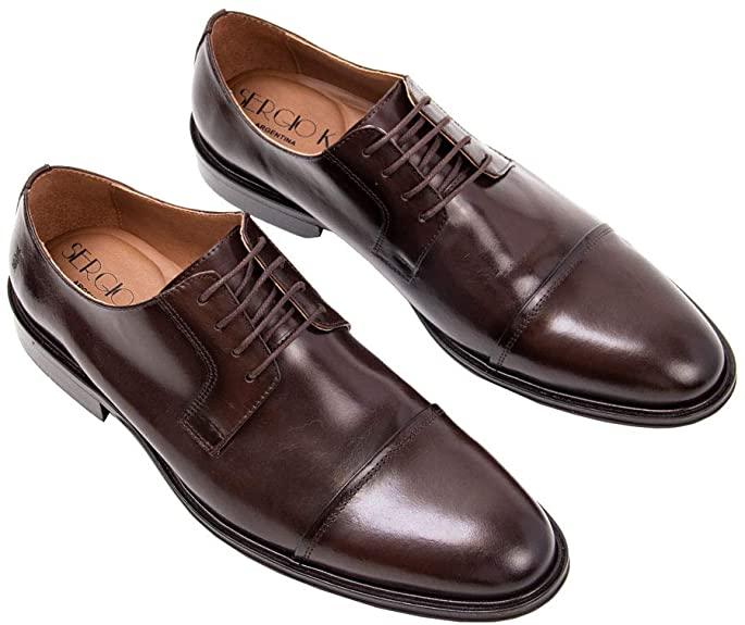 Sapatos Sergio K Masculino