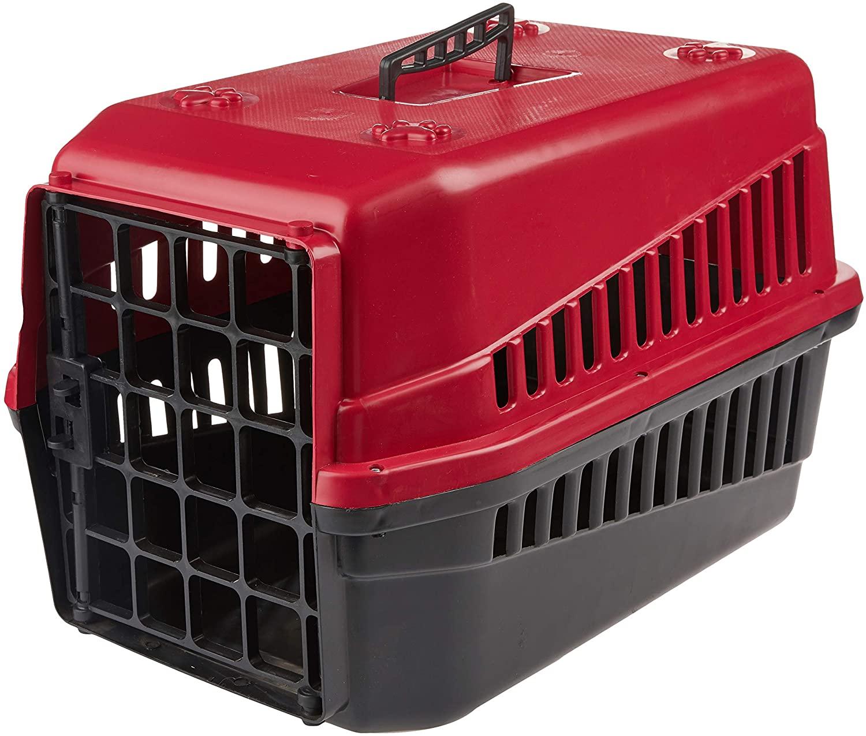 Caixa Transporte Vermelha