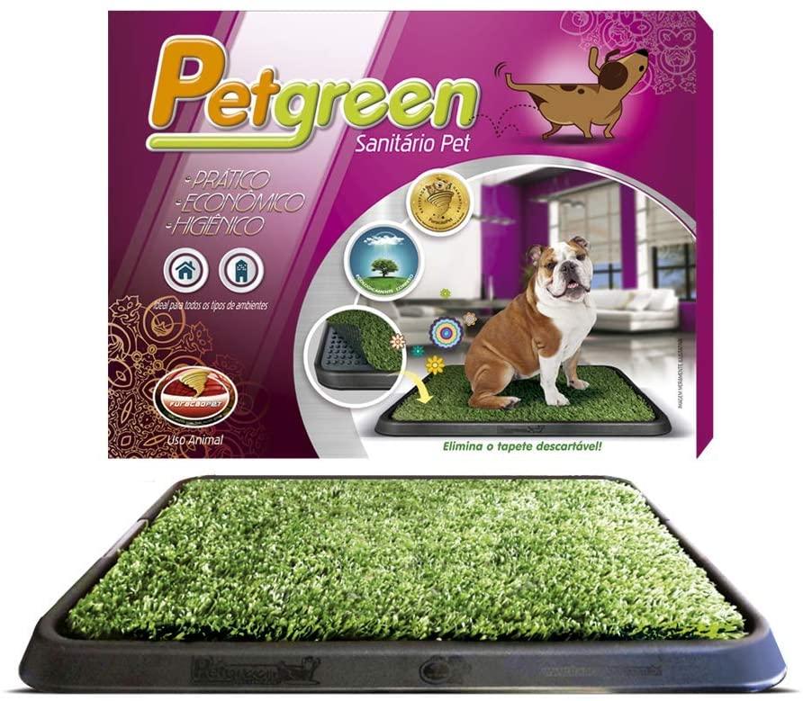 Sanitário para Cães Petgreen Furacão Pet