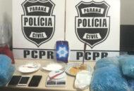 rapaz de 22 anos é preso por tráfico de drogas