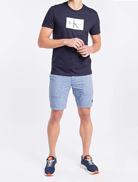 Camiseta Silk Calvin Klein G