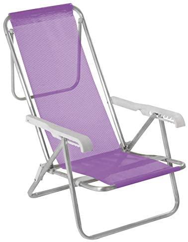 Cadeira Reclinável Mor 8 Posições