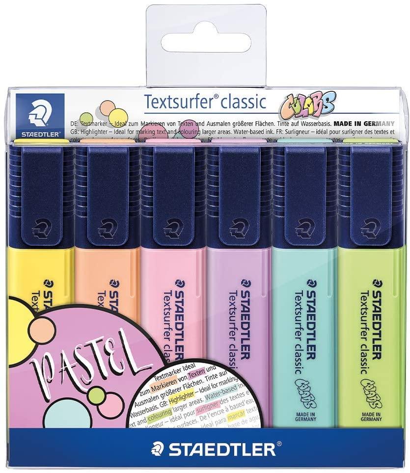 Marcador de Texto, Staedtler, Textsurfer Classic