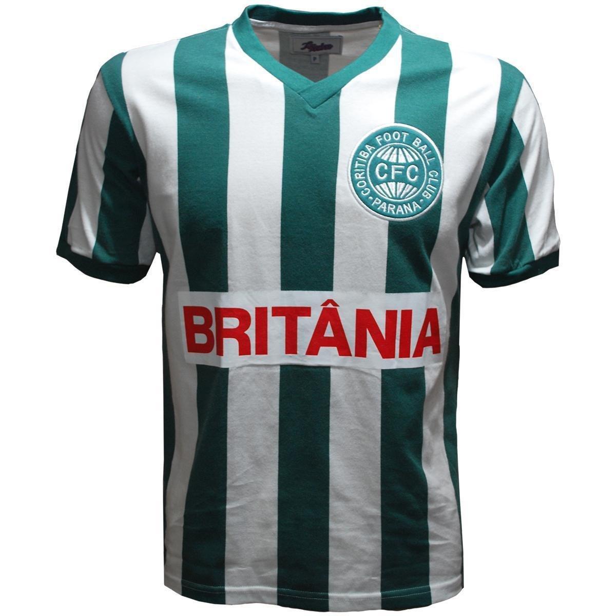 Camisa Liga Retrô Coritiba 1985
