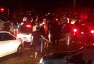 Gm encerra duas festas clandestinas em SJP
