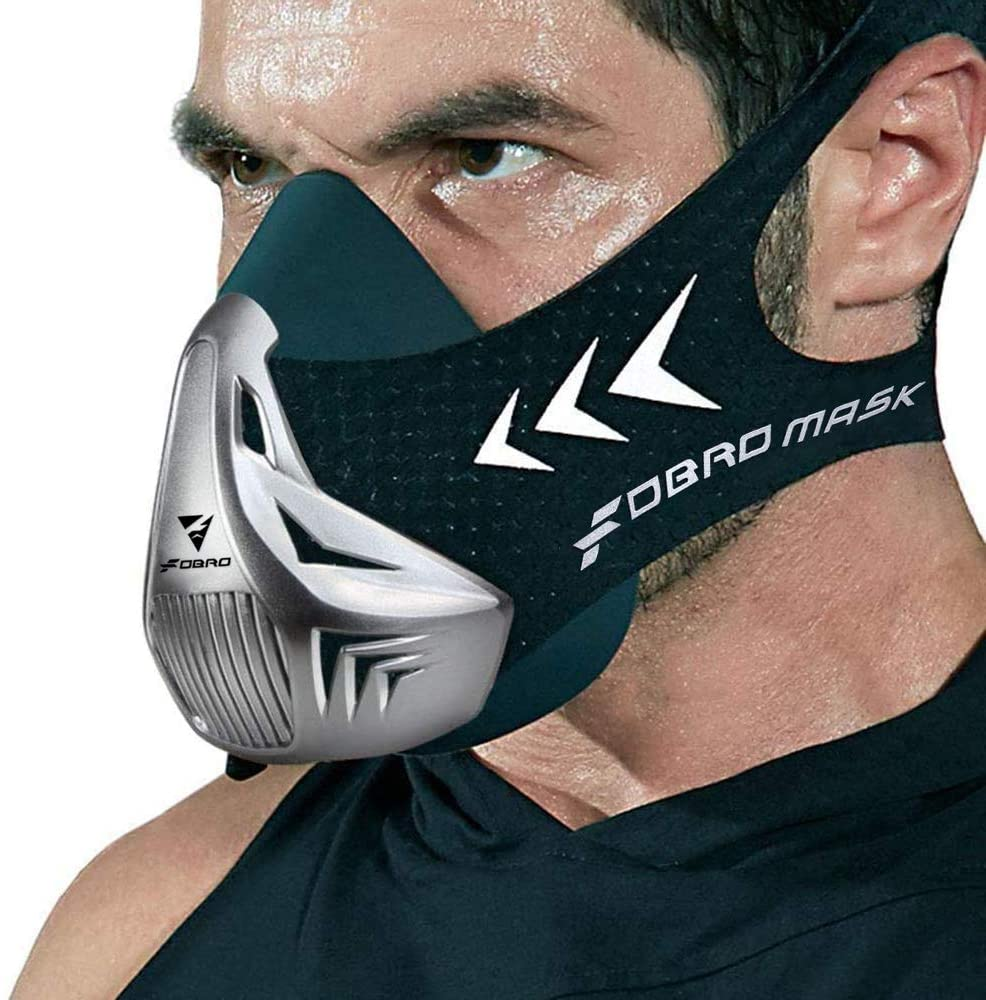 Máscara de Treino Fitness para Corrida