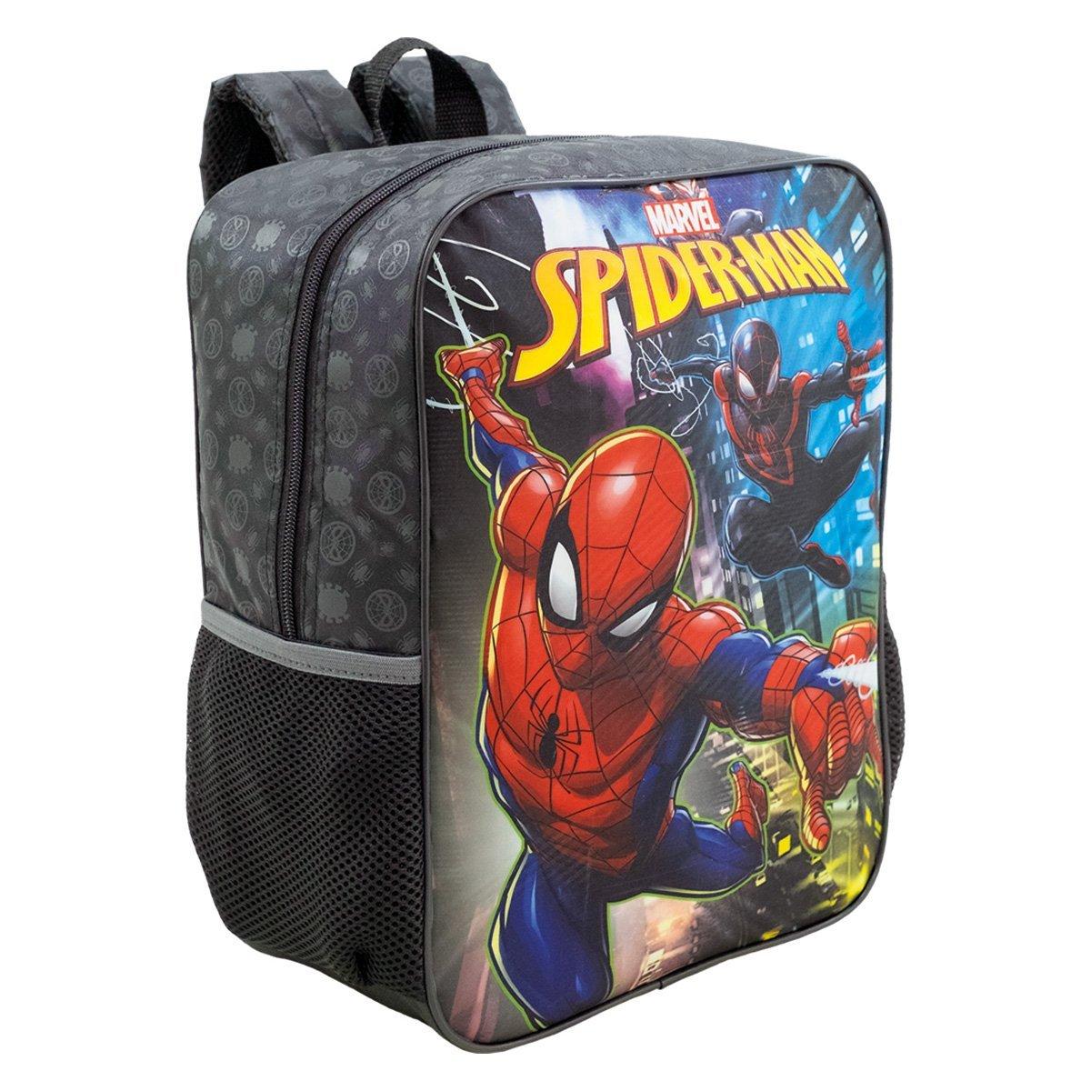 Mochila Infantil Xeryus Spider Man