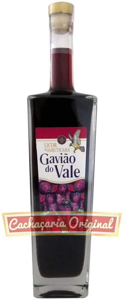 Licor de Jabuticaba Gavião do Vale