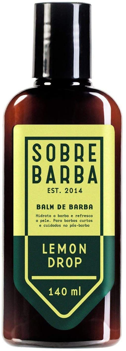 Balm de Barba Sobrebarba Lemon Drop