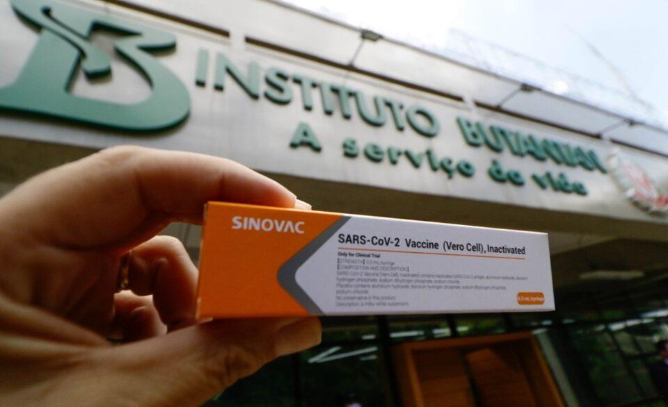 Butantan divulgou dados que mostram que a vacina teve eficácia de 78%