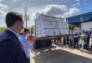 Governador se antecipa para buscar doses da vacina CoronaVac